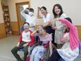 湘南希望の郷から「アロママッサージを楽しみました」