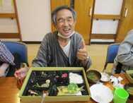 藤沢サンライズからグループホームおそごう食事会
