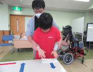 湘南希望の郷ケアセンターより「オーダーメイドのプログラム」です!
