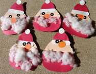 放課後等デイサービス太陽の家より「サンタクロースを作りました」の報告です!