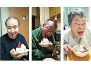 湘南希望の郷より 『いすゞのケーキ、美味しくいただきました』の報告です。
