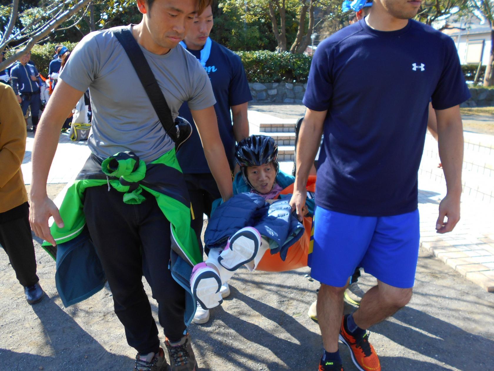 湘南希望の郷から「江の島プレ強力に参加しました!!」の報告です。