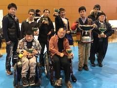 神奈川ワークショップから「卓上競技大会」の報告です。