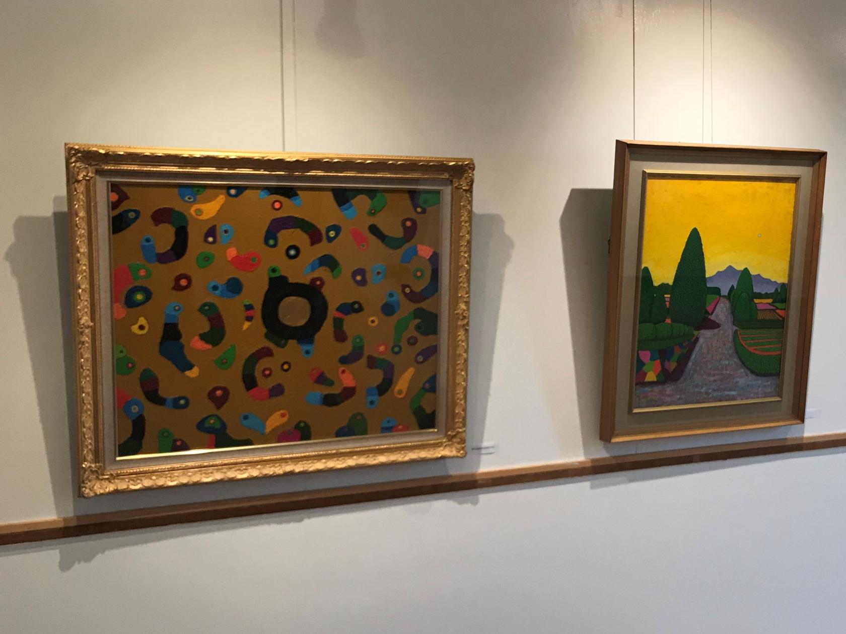湘南希望の郷から「石原生美夫作品展」のご案内です。