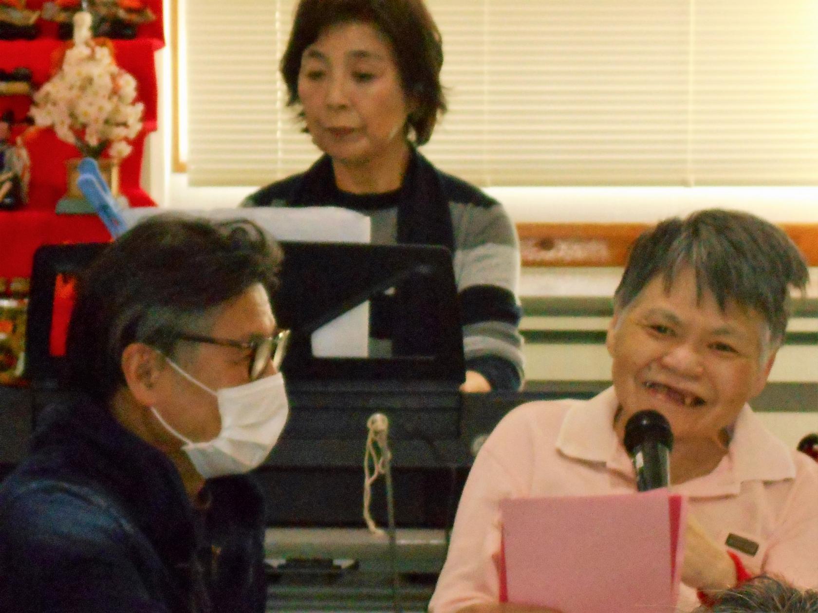湘南希望の郷から「エンジェルスコンサート」の報告です。