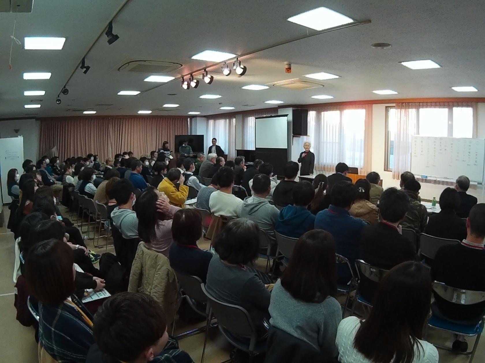 「2017年度 第4回 光友会イキイキチャレンジ活動発表大会」