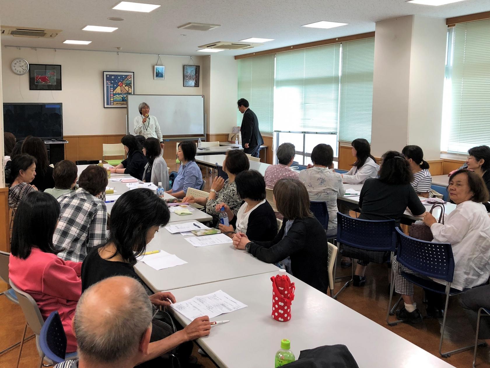 ライフ湘南から「ライフ湘南家族懇談会」を開催しました!
