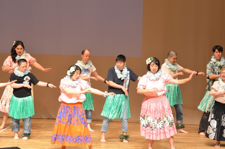ライフ湘南から「今年も元気いっぱい踊ってきました」の報告です!