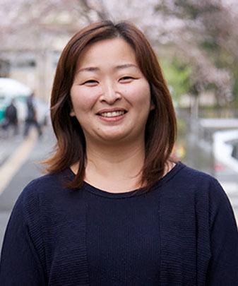 奈良橋裕美のポートレート写真