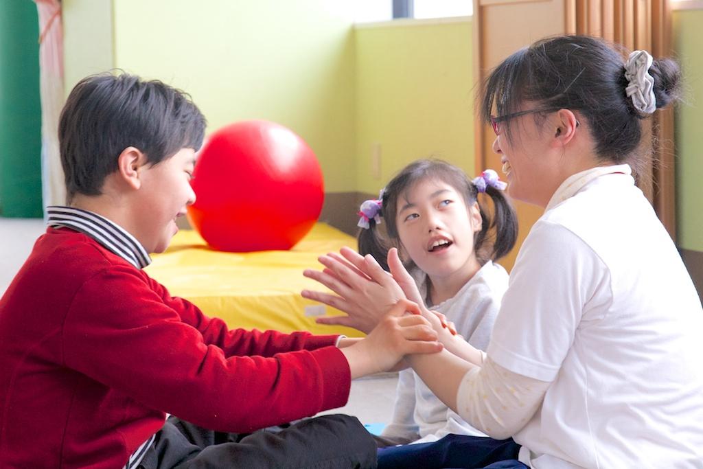 障害福祉支援センター 活動風景写真