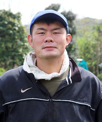 内田大祐のポートレート写真