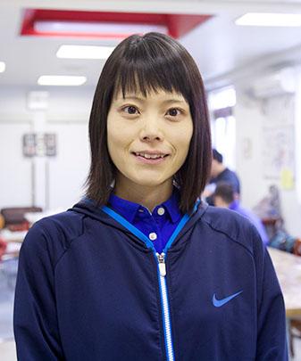 福田千弥のポートレート写真