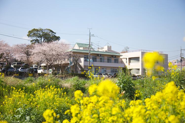 湘南ふくし村の外観