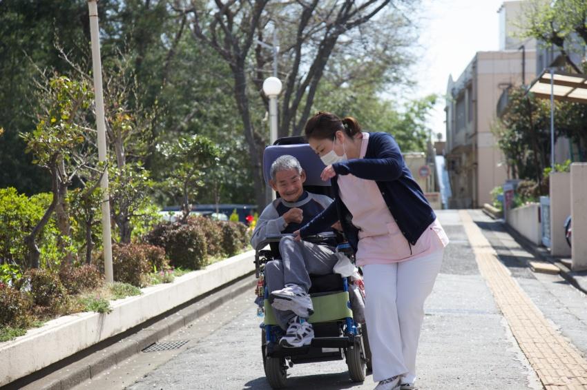 湘南希望の郷の様子写真